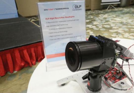 德州仪器发布DLPC347x控制器,DLP技术从工业向民用扩展