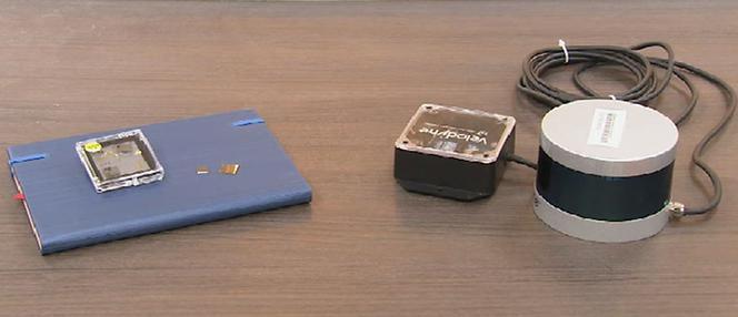 南洋理工大学研发出微型激光雷达,成本只有现在的两百分之一
