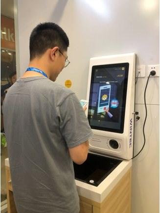 """苏宁又放出""""黑科技"""",这才是便利店的未来"""
