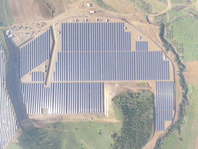 松下土耳其11.7MWHIT组件电站项目建成完工