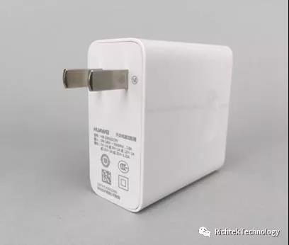 聊一款华为65W PD充电器