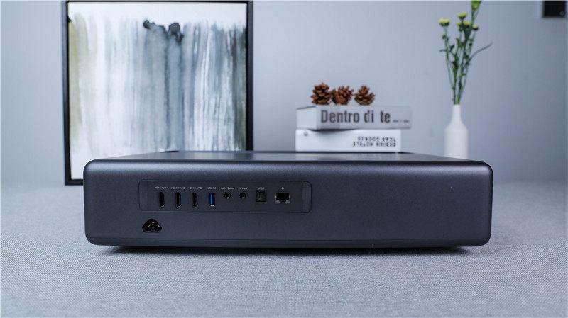 WEMAX ONE Pro激光电视评测:画质堪比4K电视