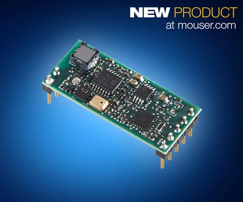 TE Connectivity AmbiMate MS4系列传感器模块在贸泽开售