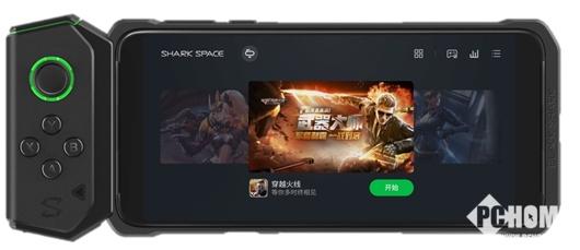 游戏绝配 黑鲨发布全新游戏手柄和蓝牙耳机
