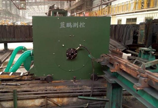 棒材测径仪提供真实形状的截面尺寸