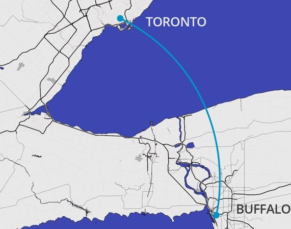 美国-加拿大直连海底光缆系统即将开建