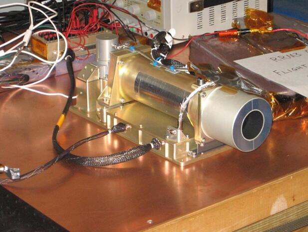 NASA将在新太空任务中验证下一代红外光电探测器