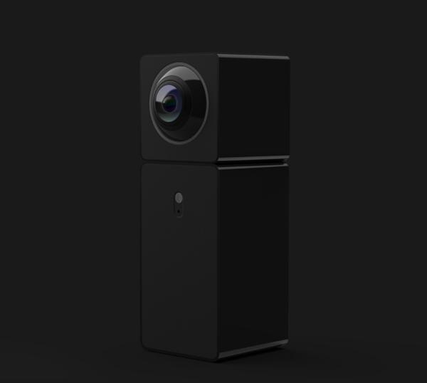 华来小方智能摄像机双摄版开卖:249元/全景摄影