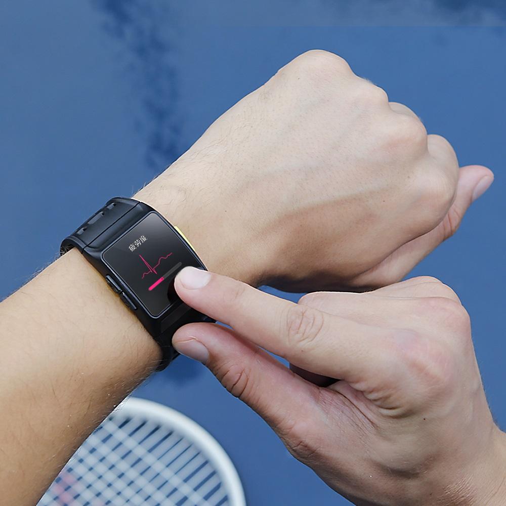 运动手表增加心电功能,如何预防跑步运动损伤及猝死?