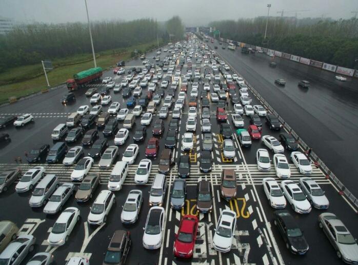如何科学地做到不堵车?