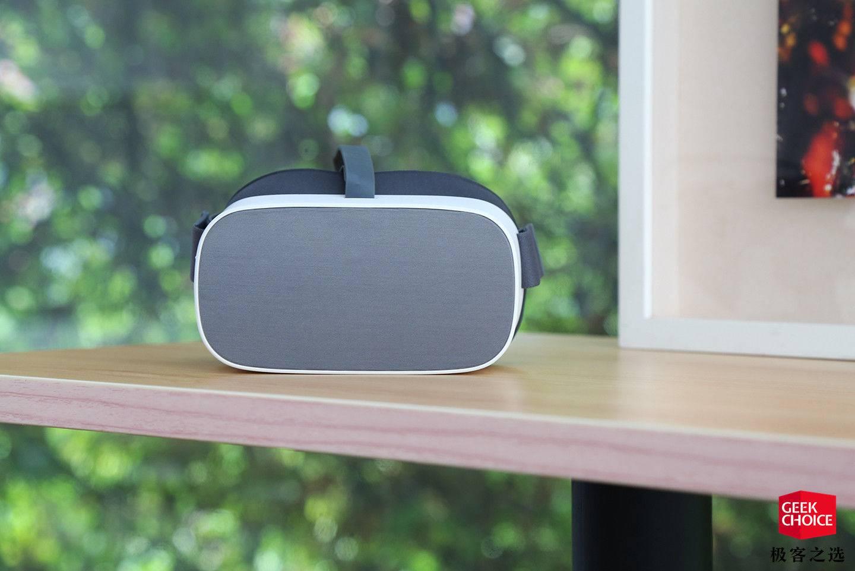 Pico G2 VR 一体机体验:大幅减重,还带来了一个很棒的功能