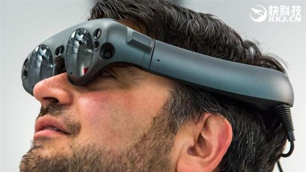 新款AR设备上市 售价上万