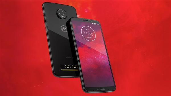 首款可升级5G手机moto Z3本月15日发布