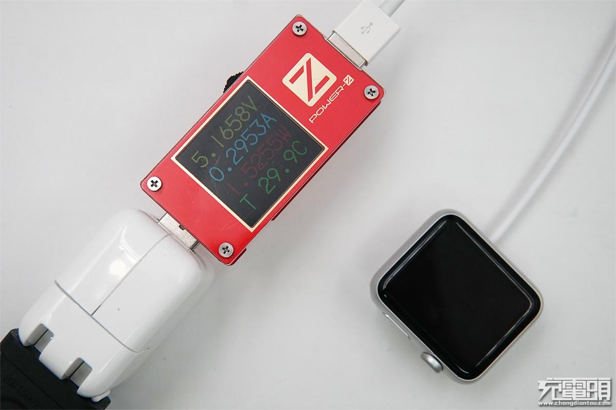 拆解报告:华昌德Apple Watch苹果手表无线充