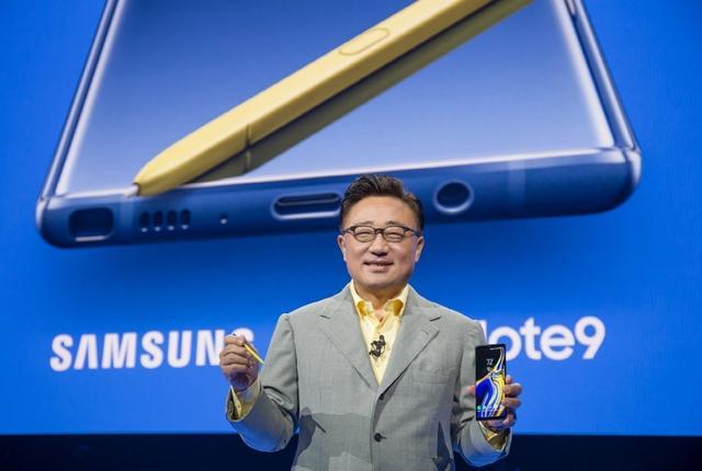 三星Galaxy Note9发布,全面进化不止于S Pen