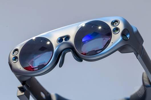 AR眼镜Magic Leap One正式面世 售价2295美元接近土豪级别