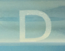 紫外激光玻璃打标工艺研究