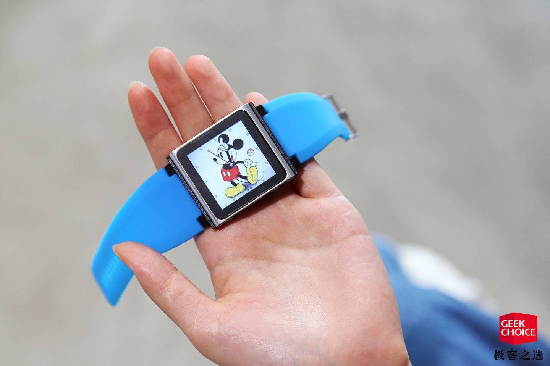"""它是乔布斯的最后一款 iPod  nano,还影响了""""苹果表""""的诞生"""