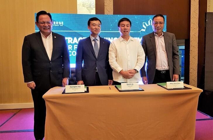 韩国电信获菲律宾4700万美元光缆合同