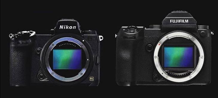到底有多大?尼康全画幅微单机身大小与其他相机对比