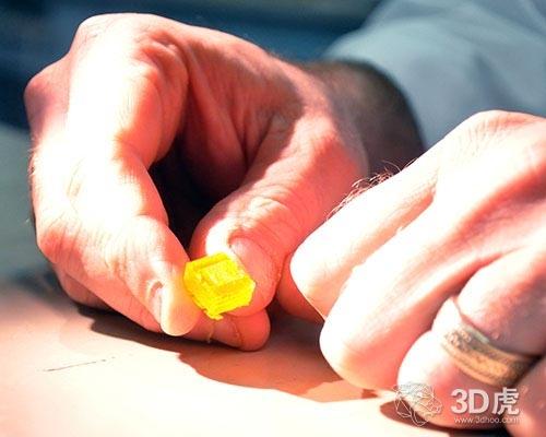 研究员开发出可帮助治疗COPD的3D打印人工肺