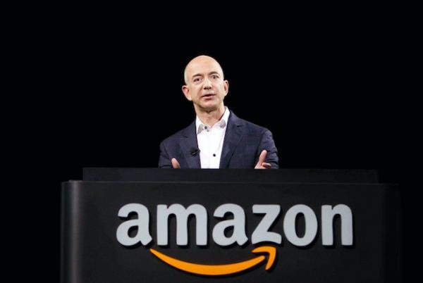 云和AI助推亚马逊飙涨,市值逼近一万亿美元