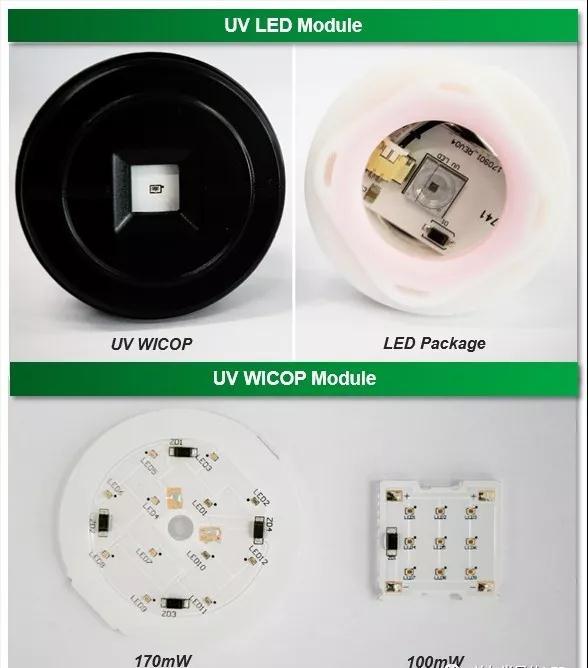 首尔半导体子公司推出UV LED新产品UV WICOP