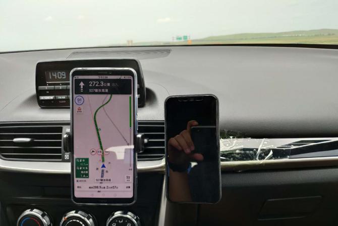 700公里/10小时不间断导航 荣耀Note10极限续航挑战