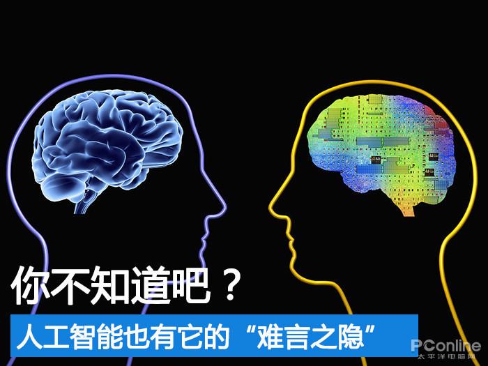 """你不知道吧?人工智能也有它的""""难言之隐"""""""