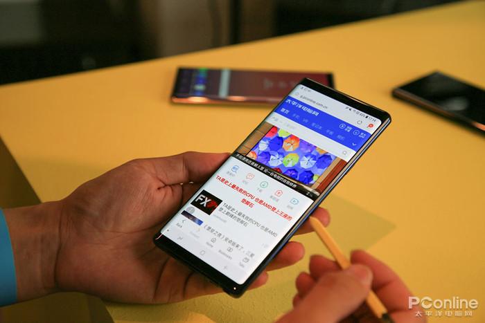 三星手机憋大招,还未发布但设计力压苹果新iPhone