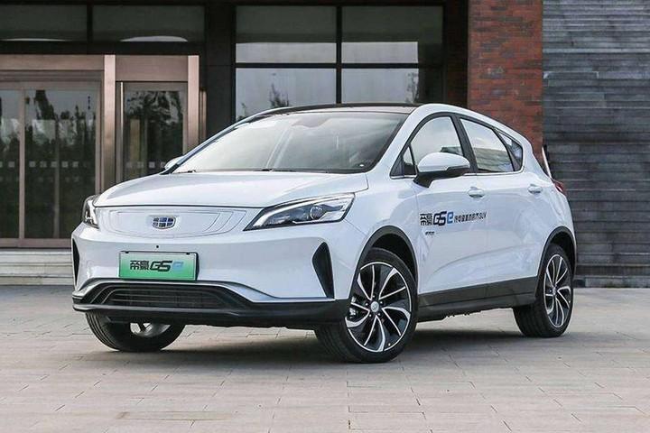 新能源乘用车7月销量排行:比亚迪、吉利表现优异