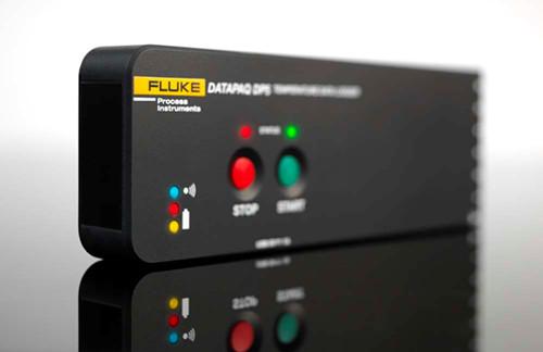 福禄克过程仪器部发布Datapaq品牌新型号DP5温度记录器
