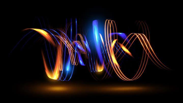 研究人员把激光束光波打了个结