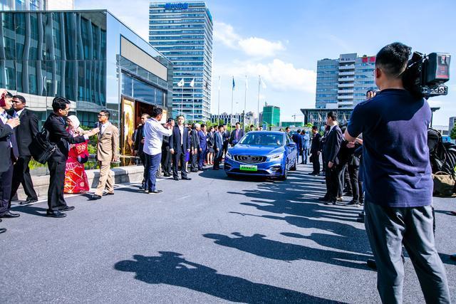 吉利携手宝腾 加快东南亚新能源车型布局
