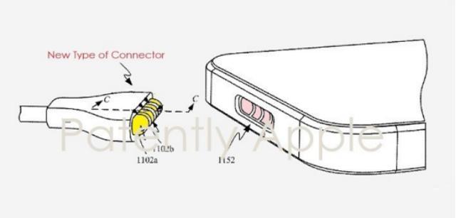 苹果新专利曝光,新设备或将采用磁吸固定充电