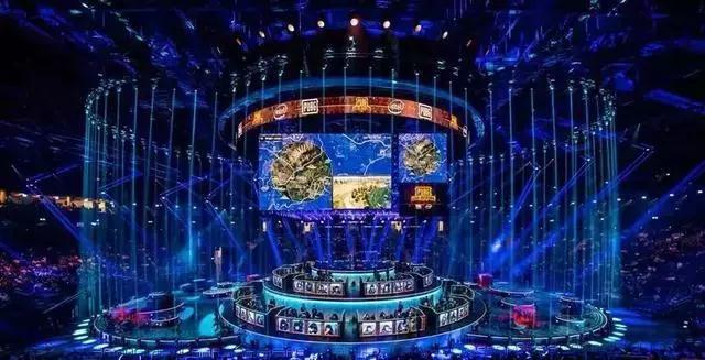 电竞首登亚运会赛场 这是LED屏人不容错过的千亿市场
