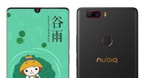 去年刘海屏 下半年将会是水滴屏手机的天下