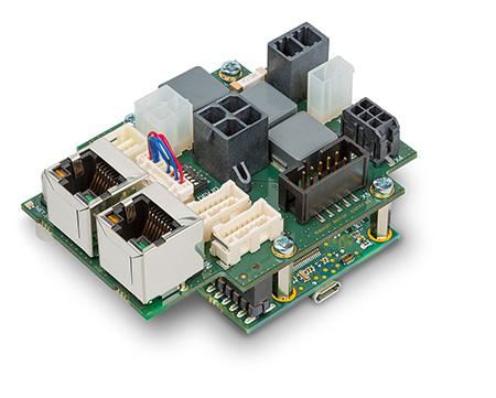 适用于工业以太网的紧凑型控制器研制成功,工业4.0更进一步