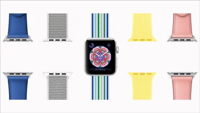 苹果下架14款Apple  Watch表带 暗示新品即将发布
