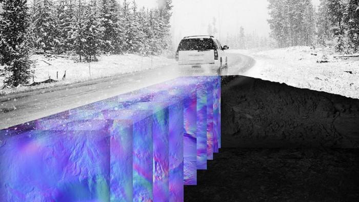 自动驾驶导航在高速下可达1英寸精准度