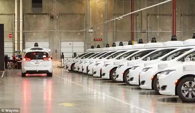 谷歌无人驾驶尝试入华,已在上海成立独资公司