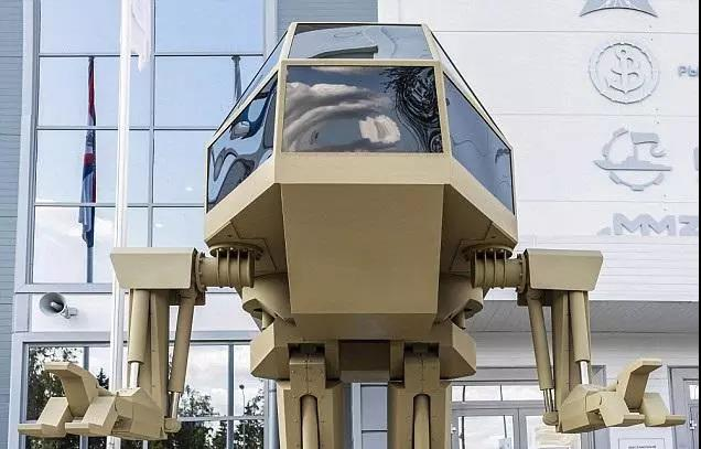 AK公司发布杀手机器人 酷似《阿凡达》大反派