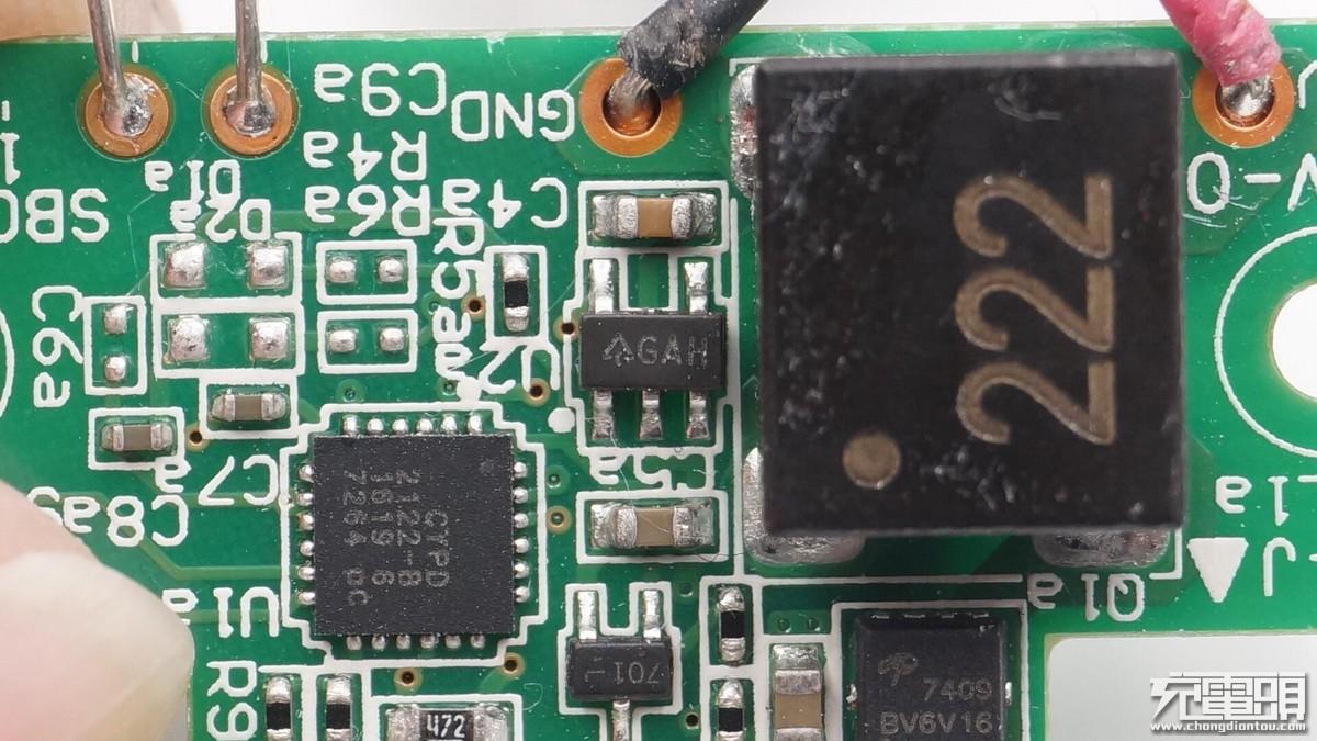 巨头对决:AT&T与Verizon无线充电器拆解对比