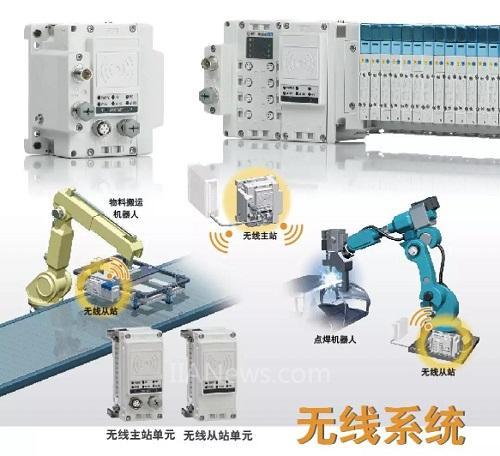 SMC以一流的气动技术成就全球的工业自动化及智能制造