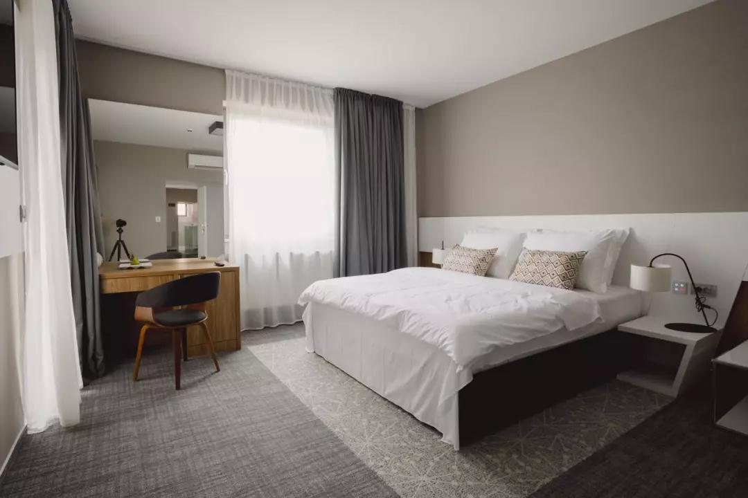 背景墙 房间 家居 酒店 设计 卧室 卧室装修 现代 装修 1080_720