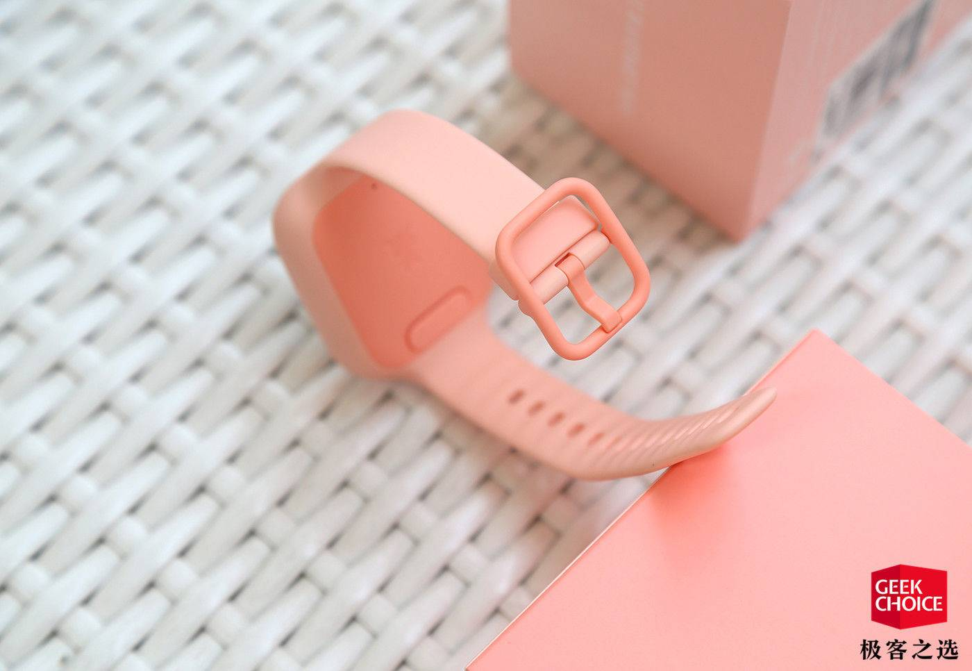 4G版米兔儿童电话手表3图赏:一款内置有小爱同学的儿童手表