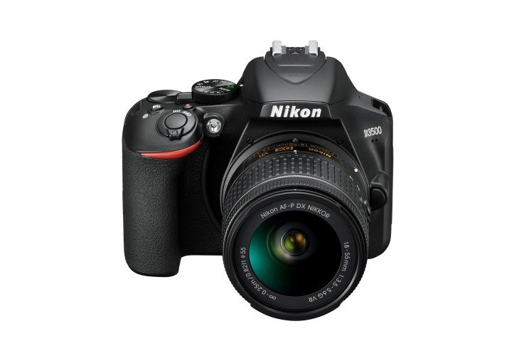 尼康发布入门级DX格式数码单反相机D3500