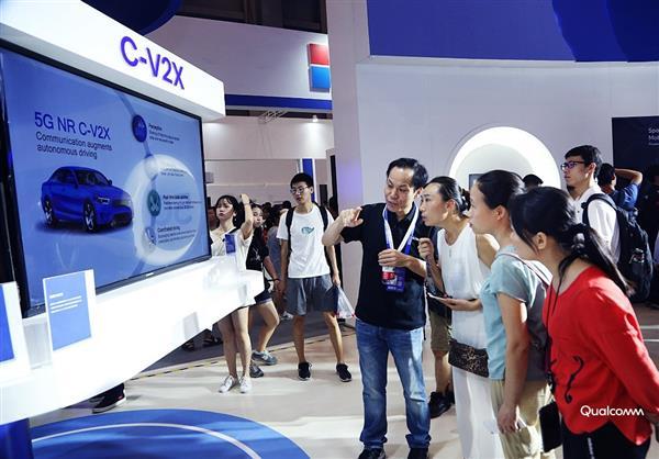 高通总裁:5G驱动汽车行业变革