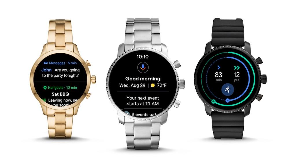 Google为智能手表操作系统Wear  OS换上了新外观