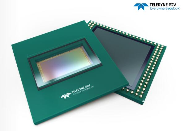 Teledyne e2v推出用于高速扫描和条码读取的图像传感器
